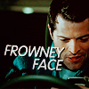 frowney face=cas