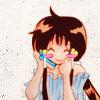 Usako Minamino: Kaz-chan xD