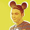 TBBT - Sheldon mouse ears