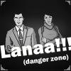 ruby+;_____☆★: Archer - LANA!! (Danger Zone)