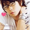 sho with glasses