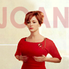 Alexander's terrible, no good, very bad day: [mad men] Joan