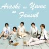 Arashi no Yume no Fansub