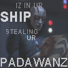 In your ship