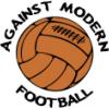 супраць сучаснага футболу