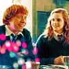 Crystal: HP: Ron and Hermione