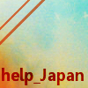 help_japan raising funds for Japan