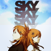 ◦ a girl like me ◦: Bleach - Orihime: Sky by eloni