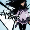 homura - time lord