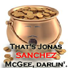I AM JONAS SANCHEZ MCGEE
