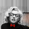 Hipster Marilyn