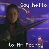 Mr Pointy