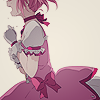 crying madoka tries hard
