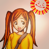 ◦ a girl like me ◦: Bleach - Orihime: Pigtails by eloni