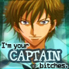 Kaji: I'm your captain.