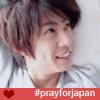 Pray for Japan Aiba
