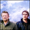 Primeval:Nick/Stephen