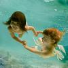 Анна: в воде