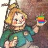 Страшила Яблочный