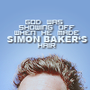 Simon Baker's Hair