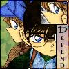 Conan and Ai - Defend