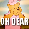 Jo Ann: Text:  Oh dear!   Winnie Pooh