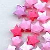 stars, pinkish, paper stars