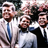 kennedy brothers (smiling)