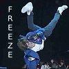 Whoever said dancers were graceful never met me :): senga freeze