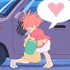 ponyo / HUG <3