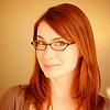 orangerful: felicia glasses geek // marshmallow