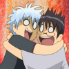 [Gintoki / Shinpachi] Scared
