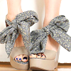 Emily: bow shoes