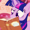 sparklepony only wants to read