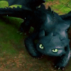 Shane: [HTTYD] Toothless pounce