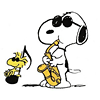 Snoopy & Woodhouse