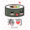sacrificedalice: Sushi