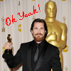 christian (oscar winner)