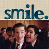 Maria: Kurt/Blaine smile