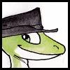 trilby gecko