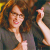 sexually frightened know-it-all: liz lemon-air guitar