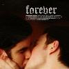glee - Klaine kiss forever