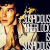 suspicious sherlock