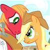 applejack's annoyed