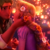 [Disney] Rapunzel kiss
