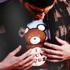 he wuvs hugz