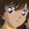 Aoko Nakamori: Somewhat worried