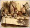 Alice in Wonderland Dodgson Tea Party