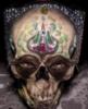 драгоценность, череп