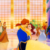 Disney - Belle/Prince dancing